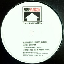 FREEMASONS : FREEMASONS LIMITED EDITION ALBUM SAMPLER