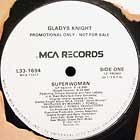 GLADYS KNIGHT : SUPERWOMAN