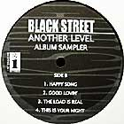 BLACKSTREET : ANOTHER LEVEL  (ALBUM SAMPLER)