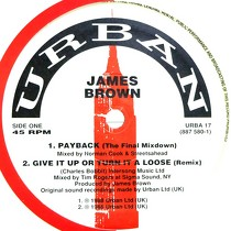 JAMES BROWN : PAYBACK (THE FINAL MIXDOWN)