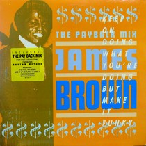 JAMES BROWN : THE PAYBACK MIX  (KEEP ON DOING WHAT YOU'RE DOING BUT MAKE IT FUNKY)
