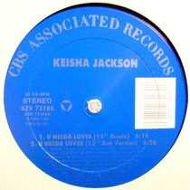 KEISHA JACKSON : U NEEDA LOVER