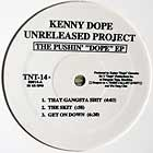 "KENNY DOPE : THE PUSHIN' ""DOPE"" EP"