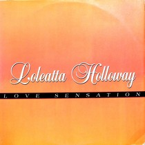 LOLEATTA HOLLOWAY : LOVE SENSATION