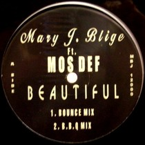 MARY J. BLIGE  ft. MOS DEF : BEAUTIFUL