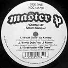 MASTER P : GHETTO BILL  - ALBUM SAMPLER