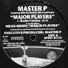 MASTER P : MAJOR PLAYERS