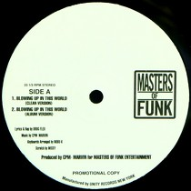 MASTERS OF FUNK : BLOWING UP IN THIS WORLD