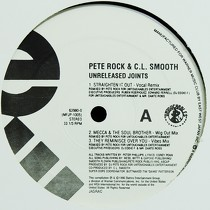 PETE ROCK & CL SMOOTH : UNRELEASED JOINTS