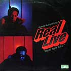 REAL LIVE  feat K-DEF AND LARRY-O : REAL LIVE SH*T