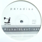 RICHARD LES CREES : PARADISE  (EP)