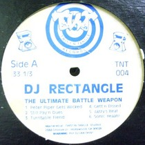 DJ RECTANGLE : THE ULTIMATE BATTLE WEAPON