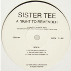 SISTER TEE : A NIGHT TO REMEMBER