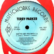TERRY PARKER : GOT TO GET YOU BACK