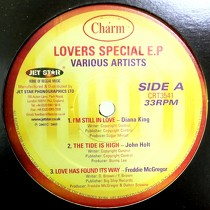 V.A. : LOVERS SPECIAL EP