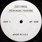 V.A. : MUSIC FRONTIER  1006