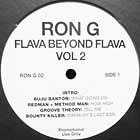 V.A. : RON G FLAVA BEYOND FLAVA  VOL.2