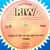YONA : COULD IT BE I'M FALLING IN LOVE